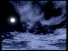 出逢いの月夜